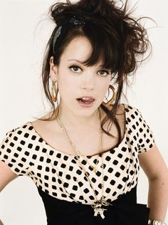 RL      Lily Allen   Nothing in the world more beautiful than a pretty girl