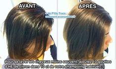 Beauty Make Up, Hair Beauty, Diy Haircut, Hair Loss Treatment, Natural Cosmetics, About Hair, Ombre Hair, Diy Hairstyles, Hair Hacks