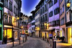 #Zurigo