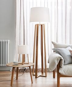 Exceptionnel PRODUCT: Copenhagen Small Table Lamp In Teak