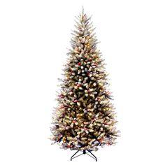 Pre lit slim christmas tree - 3 PHOTO!