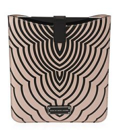 Marc by Marc Jacobs Techno Radiowave Tablet Sleeve in Adobe Pink