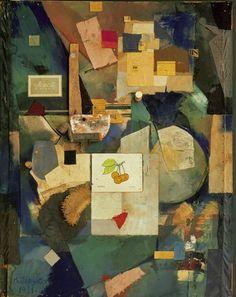 Kurt Schwitters, collage