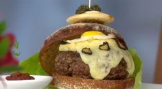 The most expensive burger $295!!!