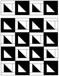 (7) Name: 'Quilting : It's All Black and White
