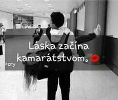 Snad to je pravda😉❤️🙂 True Words, Motto, Couple Goals, Quotations, Real Life, Texts, Love Quotes, Jokes, Lol