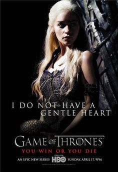 game of thrones Character's Posters