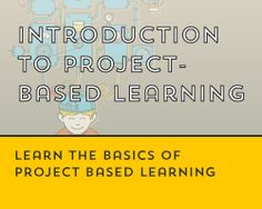 The Project-Based Learning Immersion, a 3-course series,will move educators from introductory to advanced levels of project-based learning for enhanced student engagement and achievement.