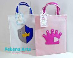 Sacolinha Princesas - Festa Princesas