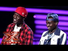 Reggie 'N' Bollie let the dogs out! | Live Week 3 | The X Factor 2015
