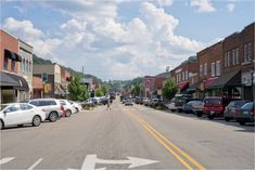 West Jefferson, NC- Sweeping views of the Appalachian Mountains. be sure to visit while here is the Ashe County Cheese Factory and Store.