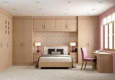 yatak odası için gömme dolap görselleri 2015