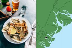 The Top Chef and restaurateur shares where to stay, eat, and visit in the Lowcountry.
