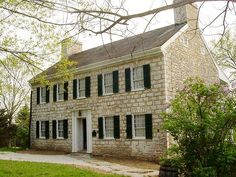 The Historic Daniel Boone Home at Lindenwood Park