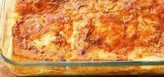 Τυρόπιτα με τριμμένο κολοκύθι και γιαούρτι χωρίς φύλλο…από την Αλεξάνδρα Σουλαδάκη - Donna.gr Lasagna, Cooking Tips, Banana Bread, Food And Drink, Pizza, Favorite Recipes, Ethnic Recipes, Desserts, Foods