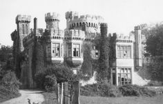 LOST ENGLAND: East Cowes Castle, IOW, was the home of architect John Nash between its completion and his death in 1835. Nash himself was the designer of the site, and began construction as early as 1798. He was interred in the grounds. The castle was lent to the British Army during the Second World War, under whose use the condition of the building suffered greatly and due to subsequent neglect and deterioration, the castle was finally demolished in 1960.