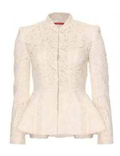 Alice + Olivia - POLLY PEPLUM JACKET