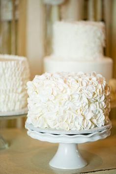 White-Wedding-Cake-Buffet