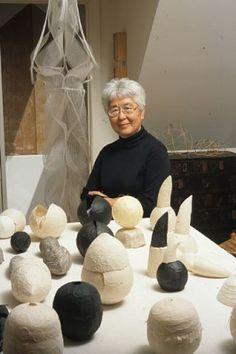 Kay Sekimachi Portrait