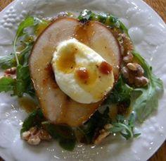 Recipe: Roasted Figgy Pears