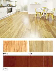Recreate the look of natural timber with this sleek and stylish laminate # flooring.