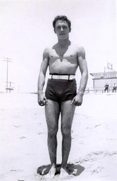e3211c3eb6 Beefcake Swimwear: a visual scrapbook of vintage men's beachwear Men's  Vintage, Vintage Holiday,