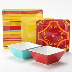 Bobby Flay Outdoor Dinnerware Collection. Available at Kohl's!