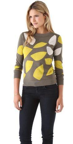 f0d1398816f Stylmee - Diane von Furstenberg Tinkit Sweater  275  fashiongame  fashion  Sweater Outfits
