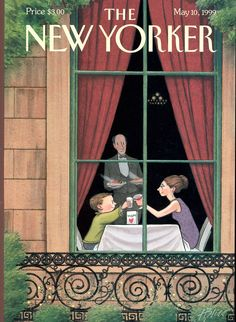 The New Yorker Covers Mother's Day