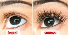 Kirpiklerinizi 3 Günde Uzatacak Tarif What is Makeup ? What is Makeup ? How To Grow Eyelashes, Thicker Eyelashes, Longer Eyelashes, Mink Eyelashes, Sparse Eyebrows, Thick Eyebrows, Eyebrows Grow, What Is Makeup, Beauty Hacks