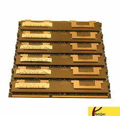 12x8GB DDR3 PC3-12800R ECC Reg Server Memory RAM Dell Precision T7500 96GB