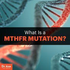 MTHFR mutation - Dr. Axe http://www.DrAxe.com #health #holistic #natural