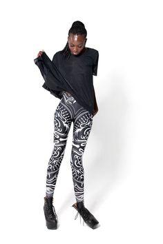 Back of the Deck Leggings › Black Milk Clothing