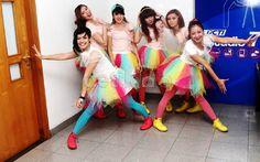 detikHot : hiburan digital anda | Super Girlies, Girlband Penuh Warna