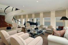 Michael Jordan's Former Triplex Penthouse Sells For $3.2M - Celebrity Real Estate - Curbed Chicago