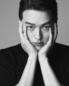 Korean Face, Korean Star, Korean Men, Korean Actors, It's Okay That's Love, Handsome Asian Men, Joo Hyuk, Vogue Korea, Bebe