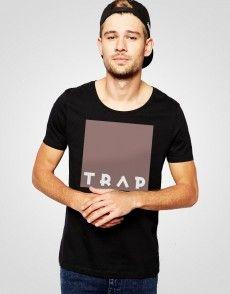 Trap T-shirt T Shirty, Man Fashion, Mens Tops, Shopping, Moda Masculina, Fashion Men, Men's Fashion Styles, Men's Fashion, Mens Fashion