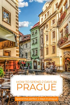 How to spend perfect 2 days in Prague. Travel tips, advice & detailed itinerary How to spend perfect 2 days in Prague. Travel tips, advice & detailed itinerary family travels and outings Backpacking Europe, Europe Travel Guide, Travel Guides, Travel Advice, Travel Hacks, Cool Places To Visit, Places To Travel, Prague Places To Visit, Destinations D'europe