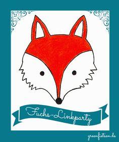 greenfietsen: ♥ Die Fuchs-Linkparty ♥ ... 1001 kreative Fuchsidee