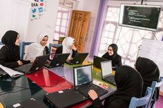 TakePart went to Afghanistan to meet the women of Code to Inspire.