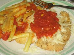 Easy No-Bake Chicken Parmesan, so fast and simple!