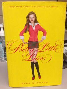 Pretty Little Liars 1 by Sara Shepard (2007, Hardcover)