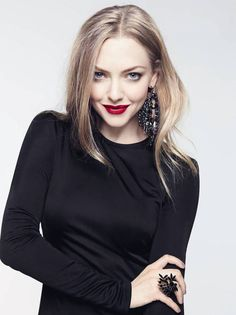 pedalfar: Amanda Seyfried Covers Glow, Talks Being a Givenchy...