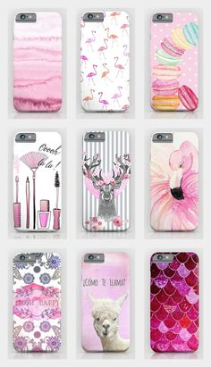 Design your own beautiful phone case with design you like.