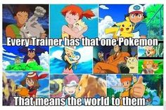 Which Pokémon is Your Favorite?