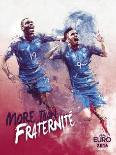 ESPN / EURO 2016 illustrations on Behance