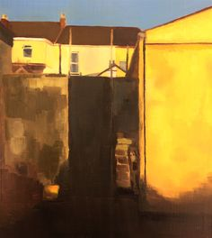 Truro College - Megan P - Evening Light 3 - Oil on Board. Truro College, Board Exam, A Level Art, Oil, Painting, Painting Art, Paintings, Gcse Art, Painted Canvas