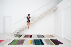rugs by Patricia Urquiola by http://www.gan-rugs.com/coleccion.php?pag=1&p=292&t=mangas-largas