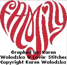 Family Heart 150x144 by LovinStitches1 on Etsy