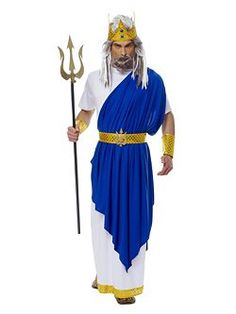 Neptune | Cheap Classic Halloween Costume for Men